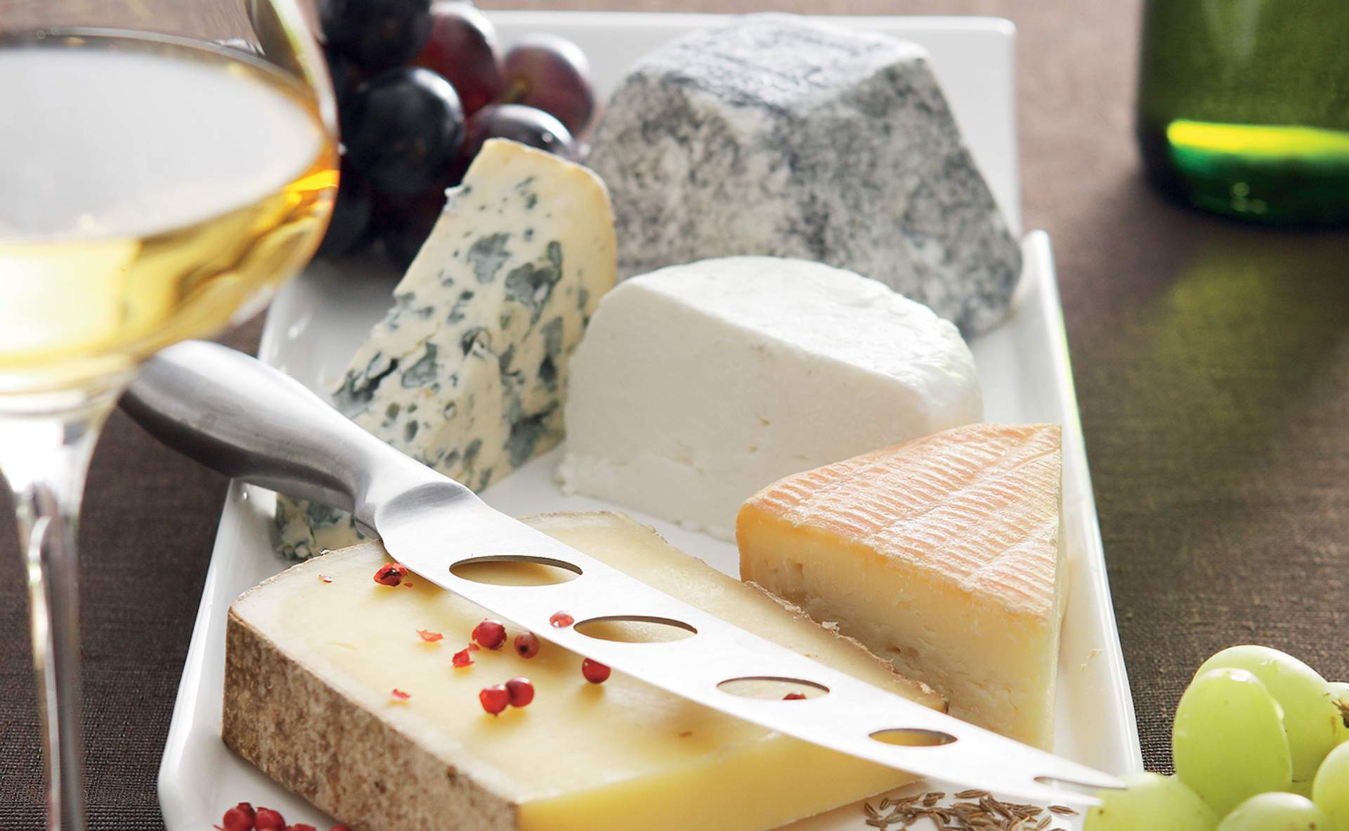 Accords Fromages et vins en Alsace